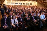 Митрополит Орловский иБолховский Тихон Тихон посетил Оглашение Инвестиционного послания Губернатора Орловской области на 2020 год. 6 ноября 2019 г.