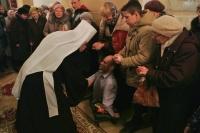 Вечером 6 января Архипастырь возглавил всенощное бдение в Богоявленском соборе Орла. В ночь с 6 на 7 января митрополит Антоний совершил Божественную литургию в Ахтырском кафедральном соборе Орла.