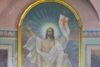 В Неделю 9-ю по Пятидесятнице митрополит Орловский и Болховский Антоний совершил литургию в Ахтырском кафедральном собора Орла. 29 июля 2018 г.