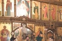 В первый день 2020 года митрополит Орловский и Болховский Тихон совершил литургию в Свято-Успенском монастыре Орла. 1 января 2020 г.