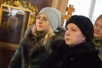 В праздник собора Предтечи и Крестителя Господня Иоанна митрополит Орловский и Болховский Тихон совершил литургию в Иоанно-Крестительском храме Орла. 20 января 2020 г.