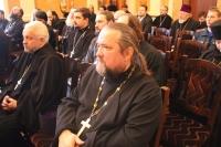 В Орловской митрополии состоялся семинар, разъясняющий подготовку паспортов безопасности религиозных объектов. 24 января 2020 г.