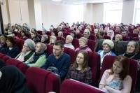 В Орле прошла встреча с протоиереем Сергием Барановым. 8 февраля 2020 г.