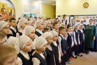 Орловская православная гимназия воимя священномученика Иоанна Кукши стала региональной площадкой заключительного этапа VII Всероссийской олимпиады школьников «Вначале было Слово...» 27 февраля 2020 г.