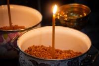 В пятницу 1-й седмицы Великого поста митрополит Орловский и Болховский Тихон совершил Литургию Преждеосвященных Даров в Свято-Успенском мужском монастыре Орла. 6 марта 2020 г.