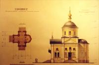 Проекты строительства и реконструкции храмов, выполненные Михаилом Борисовичем Скоробогатовым