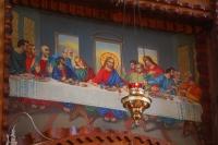 В день отдания праздника Пасхи митрополит Орловский и Болховский Тихон совершил Литургию в Воскресенском храме Орла. 27 мая 2020 г.В день отдания праздника Пасхи митрополит Орловский и Болховский Тихон совершил Литургию в Воскресенском храме Орла. 27 мая 2020 г.