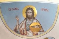 В канун празднования Смоленской иконе Божией Матери митрополит Орловский и Болховский Тихон совершил всенощное бдение в храме Смоленской иконы Божией Матери города Орла. 9 августа 2020 г.