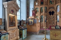 Новая святыня — икона преподобного Паисия Святогорца — появилась в Успенском соборе Орла
