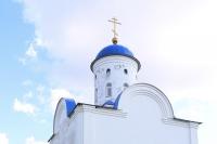 Митрополит Орловский и Болховский Тихон посетил женскую исправительную колонию №6 в Шахово. 10 сентября 2021 г.