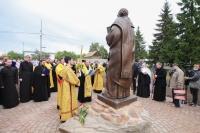В Болхове освящен памятник святителю Николаю Чудотворцу. 8 сентября 2021 г.