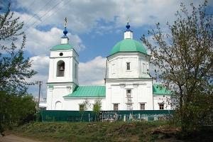Храм Рождества Христова с. Путимец