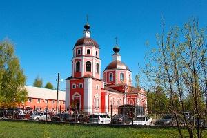 Георгиевский храм г. Ливны (Архиерейское подворье)
