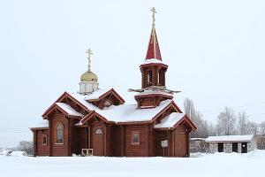 Храм Космы и Дамиана Римских в селе Луковец