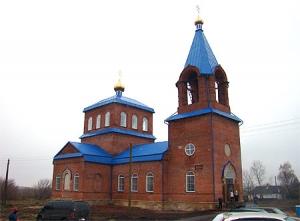 Храм Покрова Пресвятой Богородицы с. Баранчик