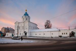 Свято-Введенский женский монастырь Орла