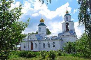 Покровский храм с. Становой Колодезь