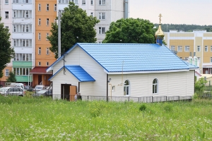 Храм святителя Николая Мирликийского в Новой Ботанике