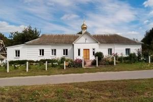 Успенский храм с. Городище