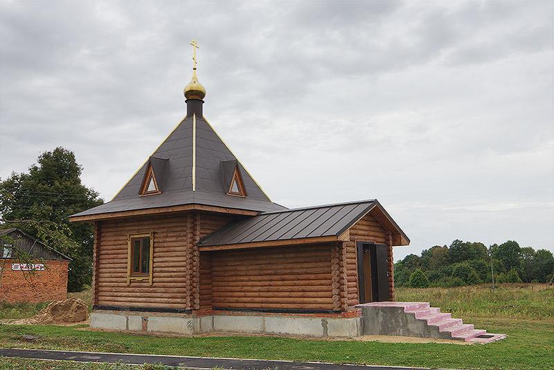 Преображенский храм с. Горки
