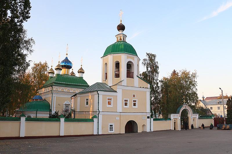 Свято-Сергиевский кафедральный собор г. Ливны