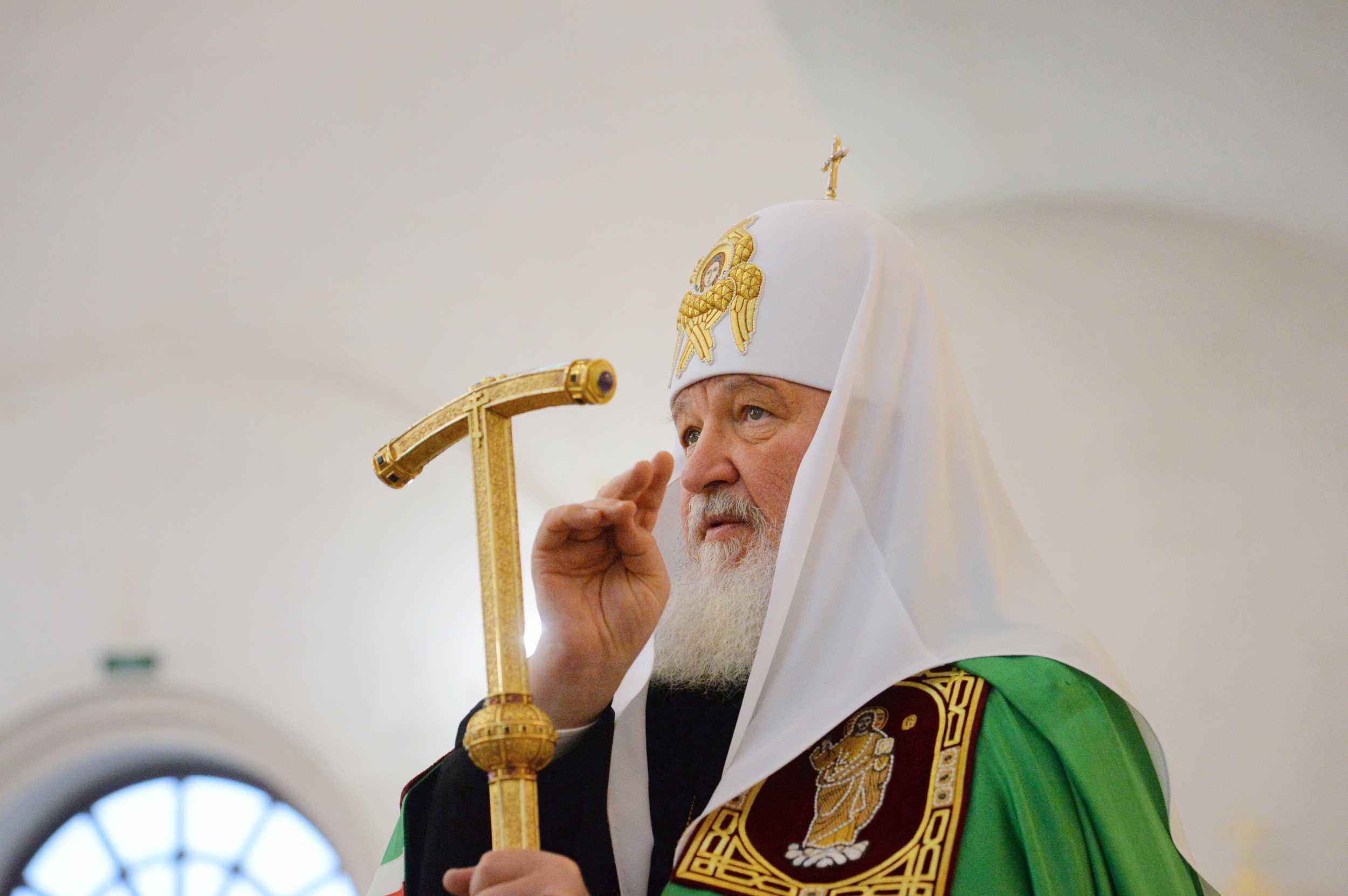 Патриарх Кирилл: «Призываю к усиленной молитве за каноническую Церковь на Украине»