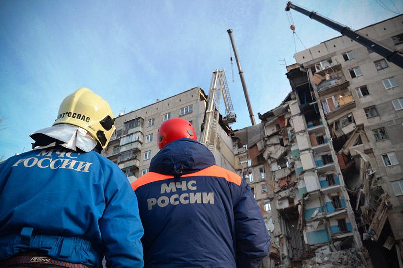 Орловская епархия молится о жертвах трагедии в Магнитогорске