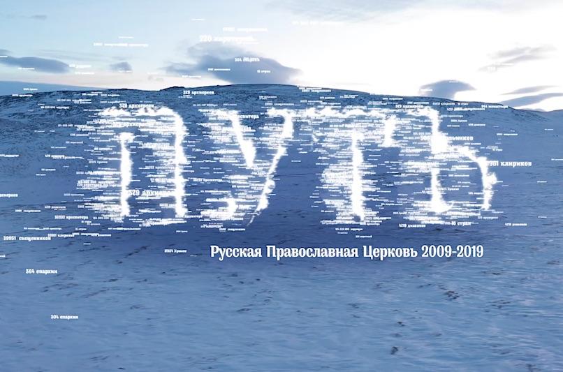 Документальный фильм «Путь». Русская Православная Церковь 2009-2019 гг.