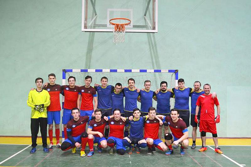 Орловская православная молодежь сыграла товарищеский матч с командой Курской духовной семинарии