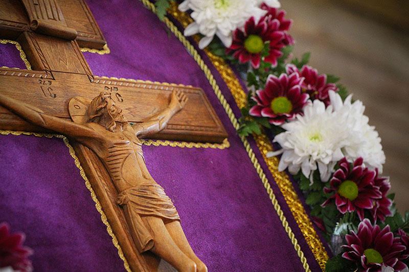 «Господь нас призывает нести свой Крест» — епископ Мценский Алексий