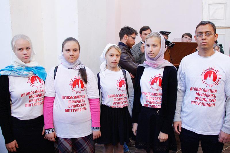 Праздник в день памяти священномученика Кукши во Мценском районе. Фоторепортаж
