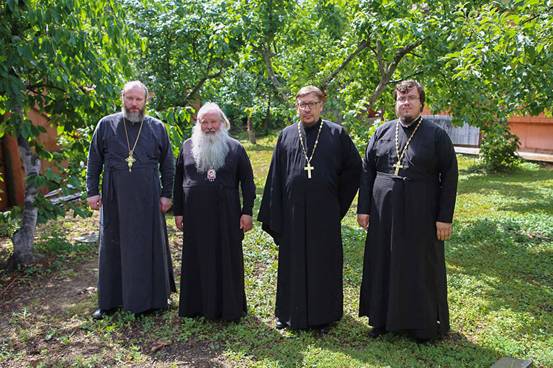 Орловская и Тульская епархии будут сотрудничать в образовательной сфере