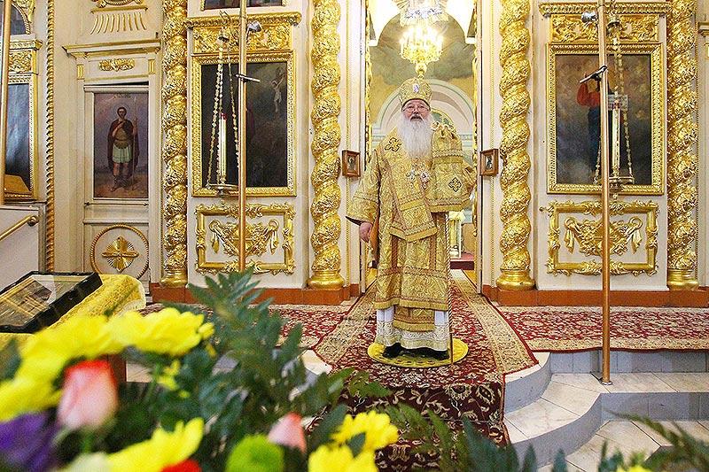 Митрополит Тихон: «Святитель Иннокентий был  очень талантливым, но удивительно скромным человеком»