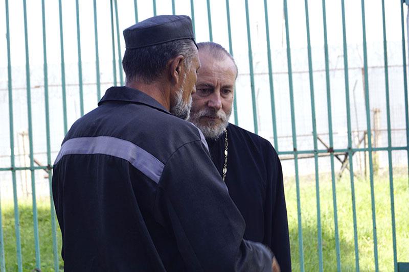 Cотрудникам колонии рассказали об основах христианской жизни