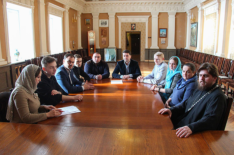 Орловское региональное отделение ВРНС выбрало делегата на Соборный съезд Всемирного Русского Народного Собора