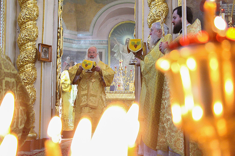 Церковь отмечает осенний праздник Святых Петра и Февронии —покровителей семьи