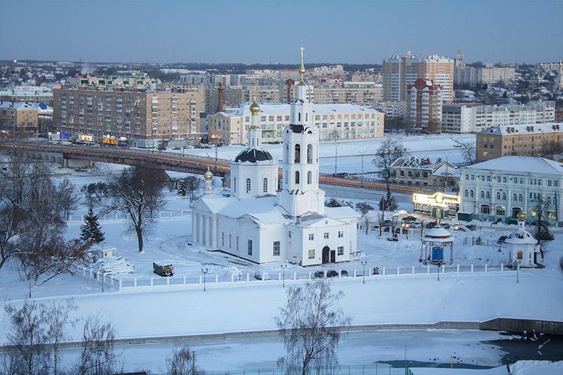 Центральные рождественские и крещенские богослужения пройдут в Орле в Богоявленском соборе