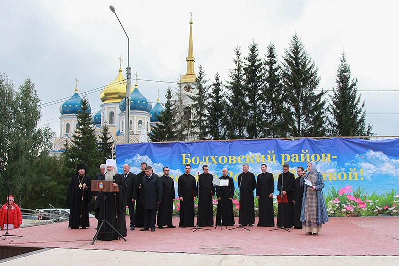Орловская митрополия впервые отпраздновала Собор Орловских святых
